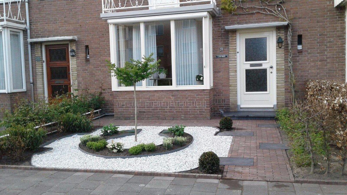 Voortuin, Pieter de Hooghstraat Boven-Hardinxveld